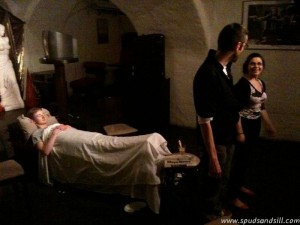 WitW 2010 - Rehearsal - Padraig Marjan